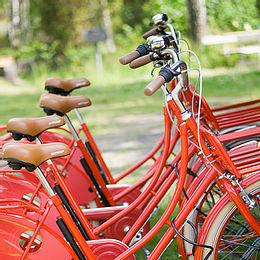 Cyklar Kvarnen i Borgvik
