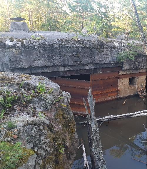Fredriksborgs fästning