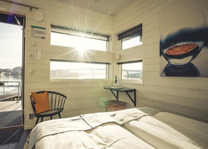 double room salt herring