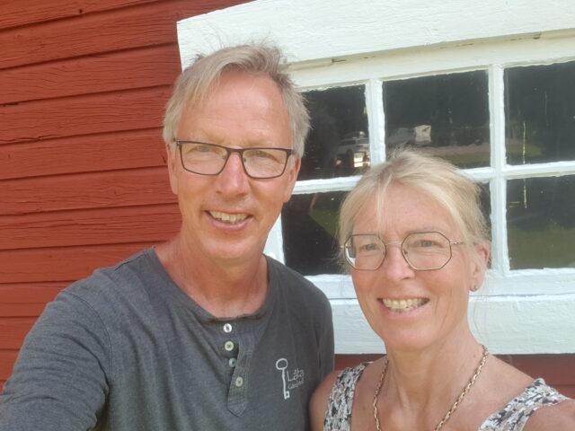 Låstad Gårdshotell-Johan och Christna Wetterberg
