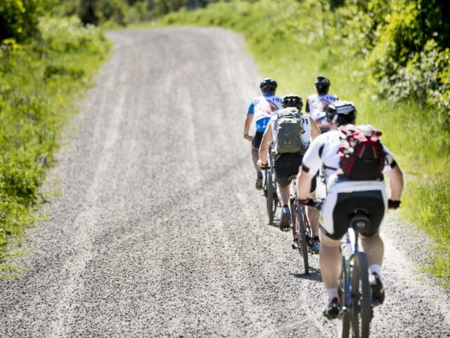 Ekoloppet cycling in Bergslagen2